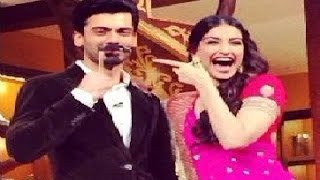 Comedy Nights With Kapil Sonam Kapoor & Fawad Khan Full Episode