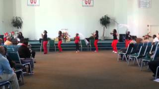 Michelle Williams- Say Yes Praise Dance