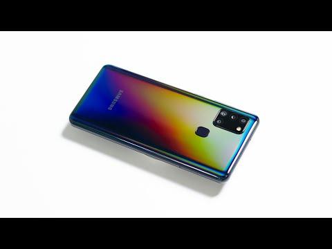 Đánh giá nhanh Samsung Galaxy A21s: Có thực sự tốt?