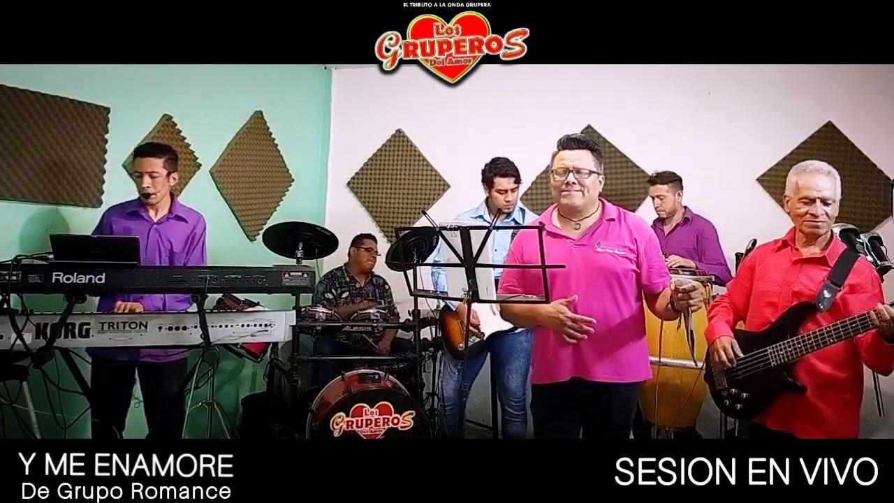 Download Y ME ENAMORE// LOS GRUPEROS DEL AMOR