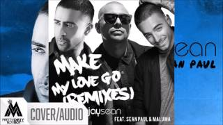 Maluma Ft. Sean Paul, Jay Sean - Make My Love Go [Remix]