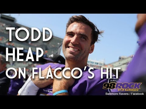 Former Raven Todd Heap Comments on Illegal Hit to Joe Flacco