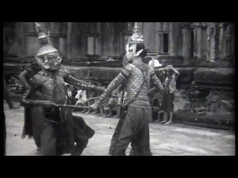 Indochina 1930. Down Mekong to Angkor Wat