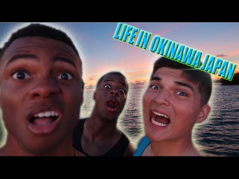 Daily Life In Okinawa Japan(We Got BURNED!)