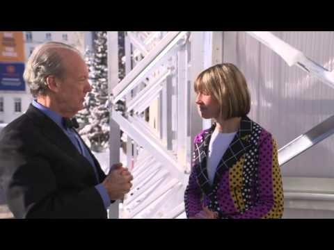 Hub Culture Interview with William McDonough at the World Economic Forum Davos 2016