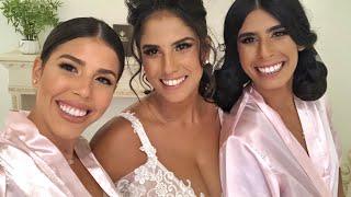 החברה הכי טובה שלי התחתנה! | VLOG