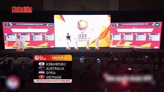 Tin Thể Thao 24h Hôm Nay (7h - 25/10): VCk U23 Châu Á 2018, Việt Nam Trạm trán  Hàn Quốc, Úc