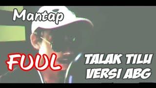 Download Mp3 Talak Tilu Versi Abg.  Jeung Nyindir Mantan