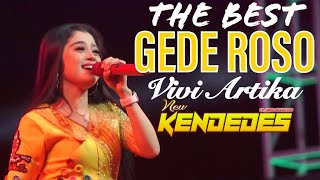 GEDE ROSO THE BEST VIVI ARTIKA