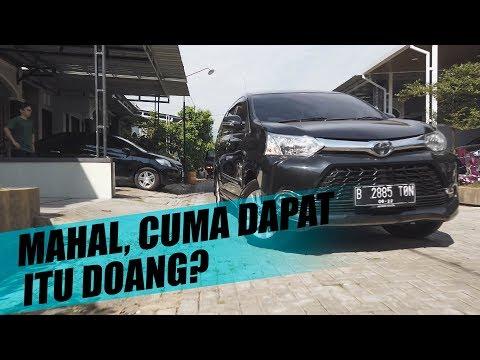 Kekurangan Toyota Avanza Veloz, MASIH MAU BELI ???