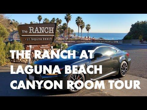 LUXURY IN LAGUNA - Canyon Room Tour at the Ranch at Laguna Beach