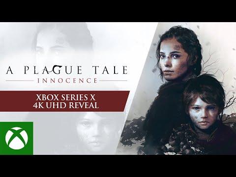 Обновление A Plague Tale: Innocence до Xbox Series X | S уже доступно