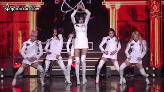 (mirrored) Adios 'EVERGLOW' Dance Fancam Choreography Video