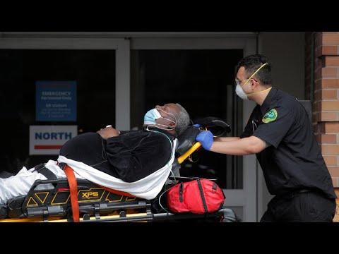 Coronavirus : près de 2 000 morts en 24 h aux États-Unis, lueur d'espoir à New York