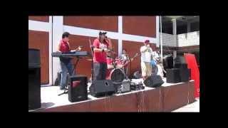 Los Miseria cumbia Band y MetamorfosiS tocan juntos