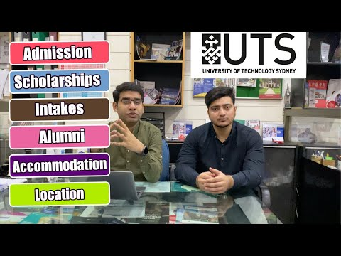 University Of Technology Sydney | UTS | All You Need To Know About | Edify Group | 2020