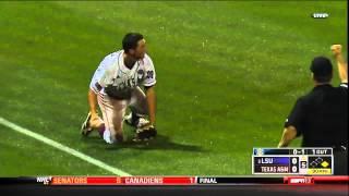 05/09/2013  LSU vs Texas A Baseball Highlights