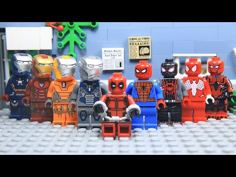 LEGO Spider Girl' Suit Was Stolen By Xteam