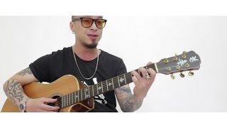 """Video hướng dẫn chơi Acoustic Guitar bài """"THƯ TÌNH (Can You Feel Me?)"""" của Hưng BlackhearteD"""