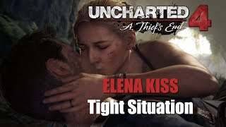 Uncharted 4: A Thief's End - Elena Kiss & Tight Situation