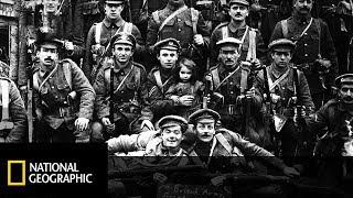 Brytyjczycy wykorzystywali górników do działań wojskowych!  [Tunele Śmierci]