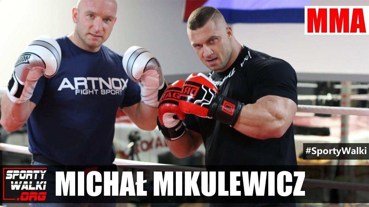 Michał Mikulewicz: Wziąłbym walkę z Akopem, byłby to challenge