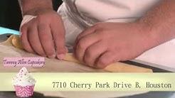 Tammy Allen Cupcakery & Wedding Cakes In Houston, Tx.mp4