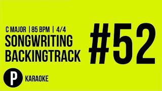 Songwriting Backingtrack Free Piano Music #52