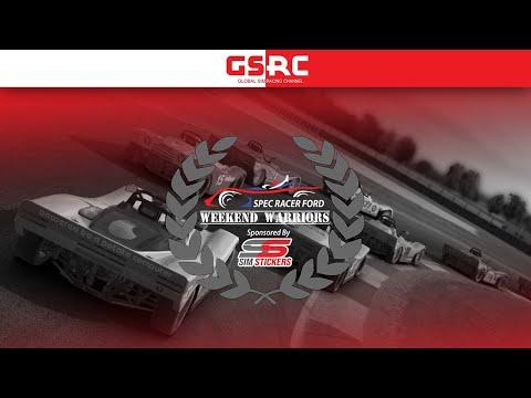 SRF Weekend Warriors   Round 4   Charlotte Motor Speedway
