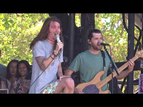 Mayday Parade - Oh Well, Oh Well - Live at Vans Warped Tour 2018 Mountain View