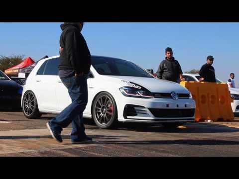 Race SA  Hot Hatch Odi 1km drag event