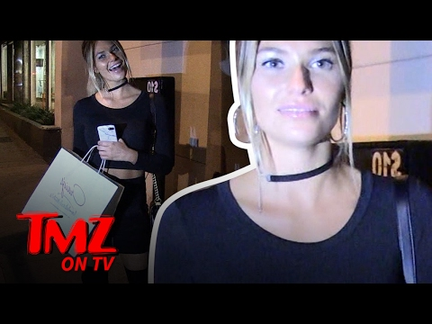 Model Samantha Hoopes What's In The Doggie Bag?   TMZ TV