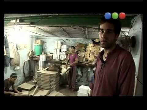 Clase Turista - capítulo 1 Nueva Delhi
