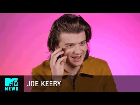 Download Youtube: Joe Keery of 'Stranger Things' Is A Total David Harbour Fanboy | MTV News