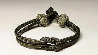 """""""How You Can Make A Nautical Themed Reef Knot Sailors Bracelet"""""""