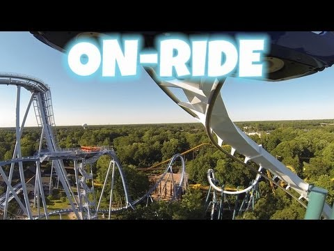 Alpengeist On-ride Front Seat (HD POV) Busch Gardens Williamsburg