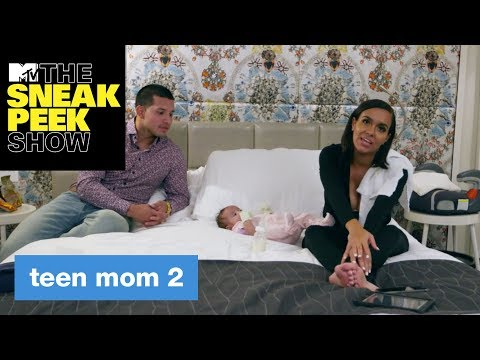Javi & Briana Try To Work Out Their Relationship Kinks | The Sneak Peek Show | MTV