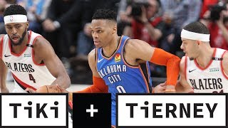 The Thunder TRADE Westbrook! | Tiki and Tierney
