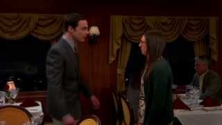 The Big Bang Theory  - Jim Parsons on The Kiss