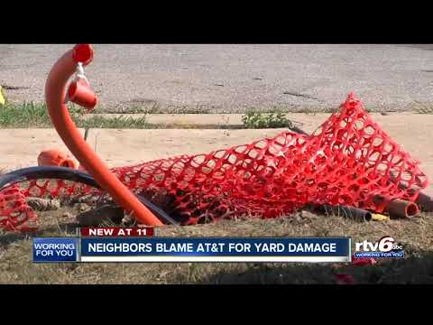 AT&T responds to backlash from Camby residents