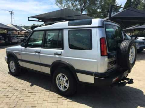 2002 land rover discovery disco 2 td5 es f lift 2 5 man auto for sale on auto trader south. Black Bedroom Furniture Sets. Home Design Ideas