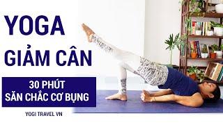 Yoga giảm cân - giảm mỡ bụng, bắp đùi và cánh tay (all levels) ⭐ |  Bài tập Yoga tại nhà