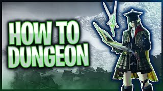 FFXIV Shadowbringers: How to Scholar in Dungeons