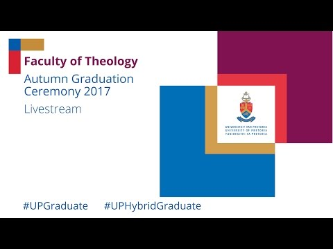 Faculty Of Theology Graduation Ceremony 2017 6 April 15 00 HD