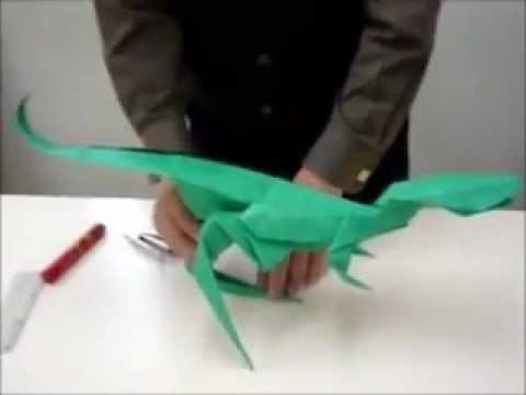 ハート 折り紙 恐竜 折り紙 作り方 : click.jp
