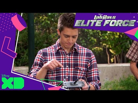 Lab Rat: Elite Force | Game of Drones | Official Disney XD UK