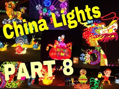 CHINA LIGHTS PART 8, STAGE PERFORMERS PART 2, chinese festival, chinalights, lantern festival