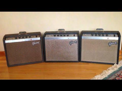 Modifying and Comparing Gibson GA-19RVT Falcon Amps