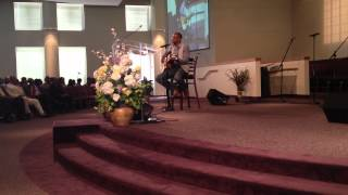 "Jonathan McReynolds - ""I Love You"" in Kansas City"