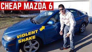 I Bought The ELUSIVE Mazda 6 LIFTBACK For $800 *HOW BROKEN IS IT?*